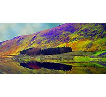 The Beautiful Lake District Cumbria Photographic Print