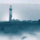 "Misty Cali Coast - Cyanotype by Michael "" Dutch "" Dyer"