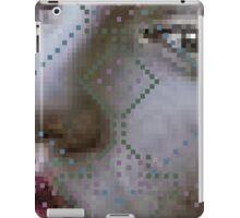 pixelated iPad Case/Skin