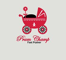 Pram Champ VRS2 Womens Fitted T-Shirt