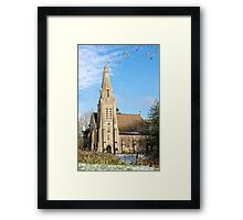Saint Catherine Framed Print