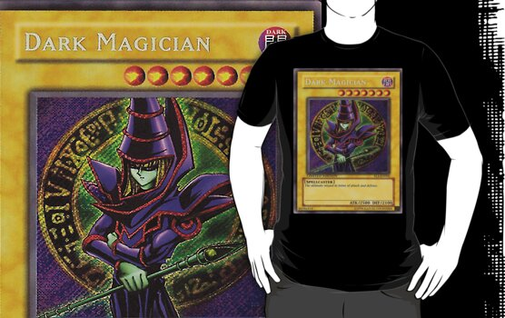 Dark Magician 4 by togetic
