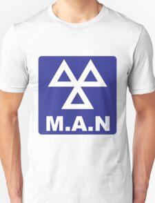 M.A.N logo MOT T-Shirt