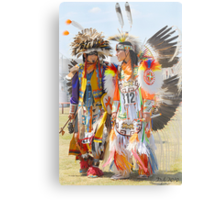 Pow Wow - Grand Prairie, Tx Metal Print