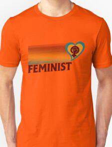 Retro Feminist  Unisex T-Shirt