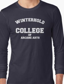 Winterhold College Long Sleeve T-Shirt