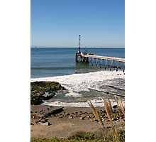 Carpinteria Pier Photographic Print