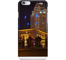 Providence at Night iPhone Case/Skin
