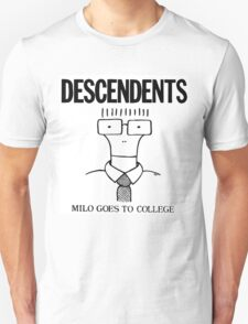 Descendents - Milo Goes To College T-Shirt