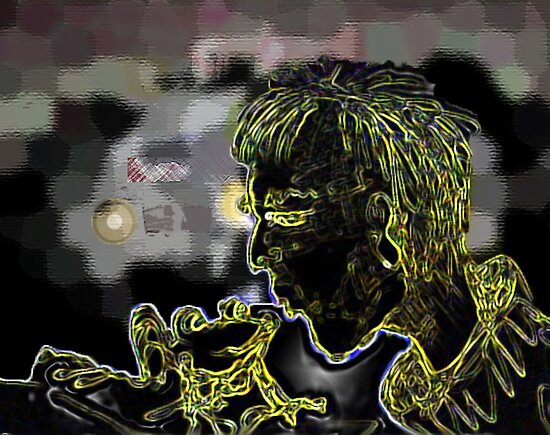 THE SECRET  by kseniako