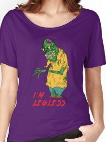 Zombie got Legless Women's Relaxed Fit T-Shirt