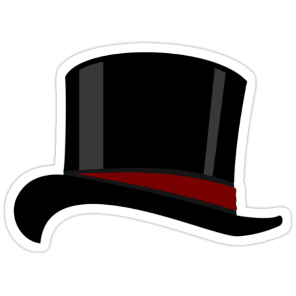 Top hat by vivendulies