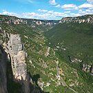 Gorges de la Jonte, France by LaurentS