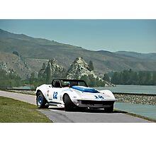 1968 Corvette Trans Am GT Photographic Print
