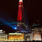 Europe's tallest building - The Shard Opening Ceremony, London by Chilla Palinkas