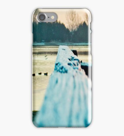 January perspective iPhone Case/Skin