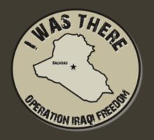 I Was There - Operation Iraqi Freedom by SandSquid