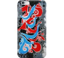 Wall-Art-013 iPhone Case/Skin