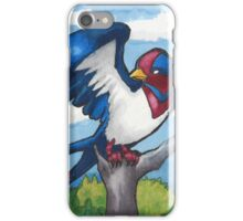 Swellow iPhone Case/Skin