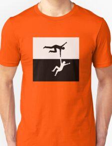 Falling men T-Shirt