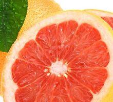 Grapefruit by Lutubert