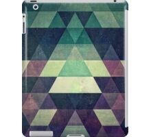 dysty_symmytry iPad Case/Skin