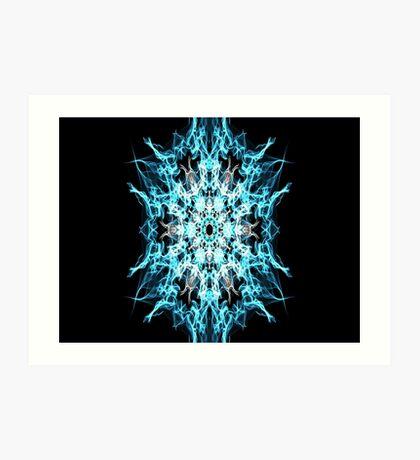 Unique Snowflake Art Print