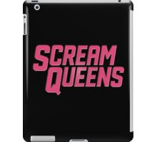 Scream Queens iPad Case/Skin