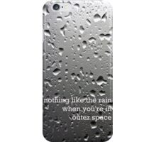 outer space iPhone Case/Skin