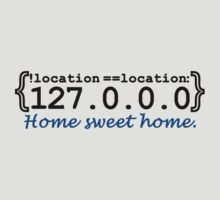 127.0.0.0 - Home sweet Home by vivendulies