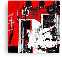 The Loss II Canvas Print