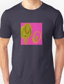abstract,lines,artsy, design T-Shirt