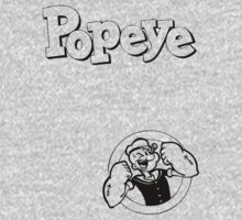Popeye, the Sailor Man by Proyecto Realengo