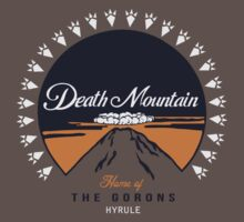 Death Mountain by Arinesart