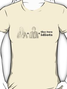 Emma + Henry + the two idiots T-Shirt
