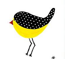 Yellow Bird by lemondaisy
