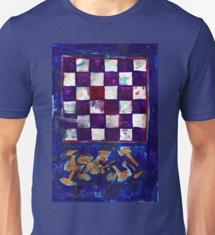 I Clear The Board And Start A New Game Unisex T-Shirt