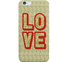 Love Collage iPhone Case/Skin