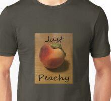 Just Peachy Peach Photo Unisex T-Shirt