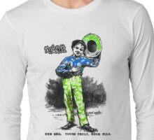 YUNG HUKK FINN Long Sleeve T-Shirt