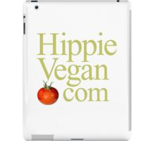 HippieVegan.com iPad Case/Skin