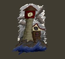 Midnight Clocktower Unisex T-Shirt