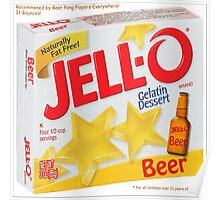 JELL-O Beer Parody Poster