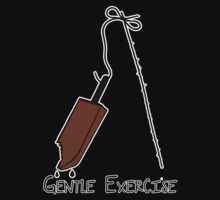 Gentle Exercise Tee  by Moonlake