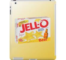 JELL-O Beer Parody iPad Case/Skin