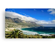 Camps Bay Canvas Print