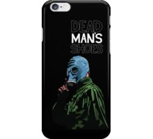Dead Man's Shoes Paddy Considine Comic Style Illustration iPhone Case/Skin