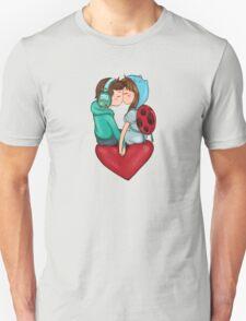 BMO and Catbug Unisex T-Shirt
