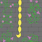 Rapunzel - minimalist iPhone case by sfrost