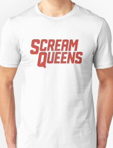 Scream Queens Unisex T-Shirt